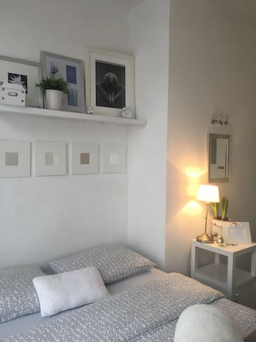 Small room for nice stay