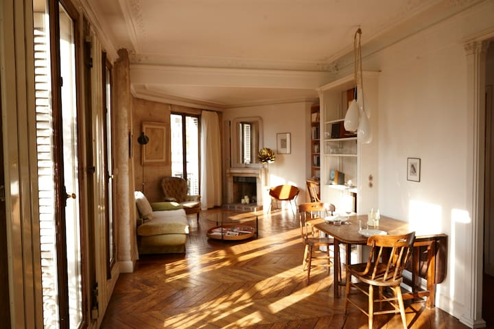 Light + Cosy in the Heart of Paris - Paris