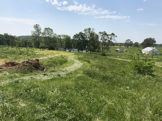 Perfect Hill top Pasture For Eclipse 2017 Viewing