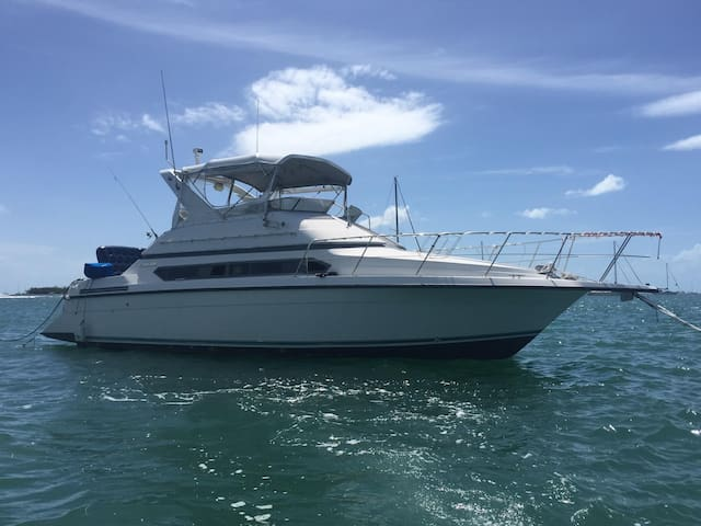 Key West Boat Life ! - คีย์เวสต์