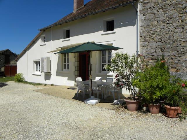 Corps de ferme - Firbeix - Rumah