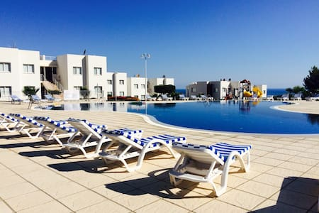 Amazing Seaview Penthouse Wi-Fi - Kyrenia - Appartement