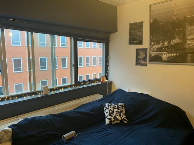 Studio close to The Hague CS and City Centre