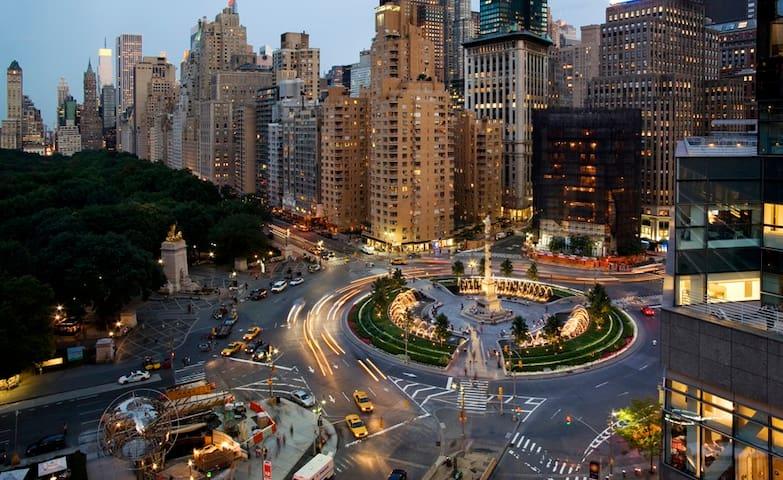 Columbus Circle/Central Park