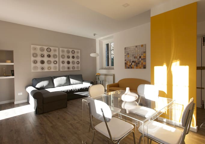 CasaMia4you stylish flat nearby Malpensa and Milan - Turbigo - Apartemen