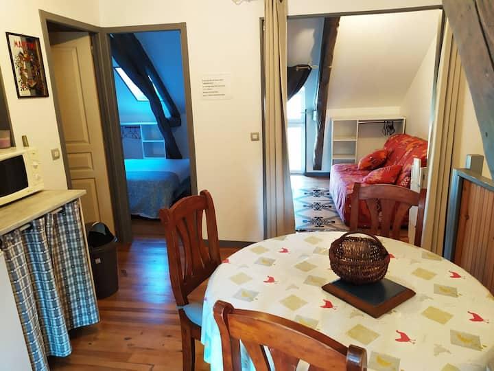 Appartement charmant proche Lascaux 4 Montignac