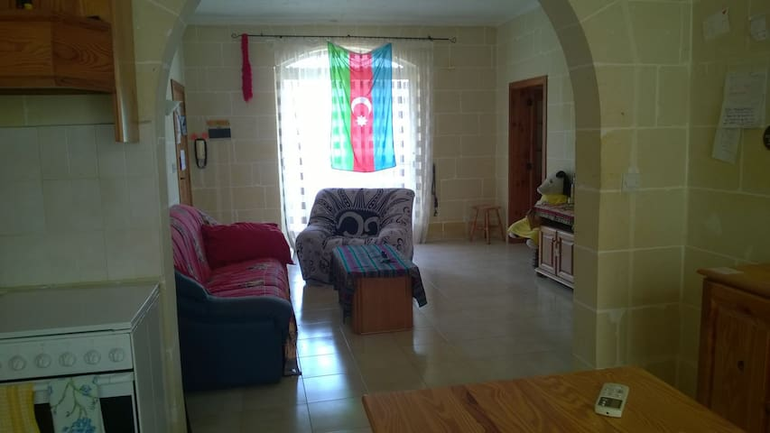 Discover Gozo! Double ensuite just 5min from Ferry - Għajnsielem