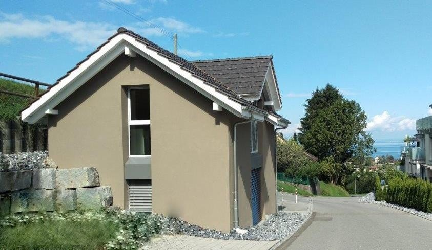 Ferienhaus *Waschhüsli* Sehr Charmant Mit Seeblick   Kleine Häuser Zur  Miete In Staad, Sankt Gallen, Schweiz