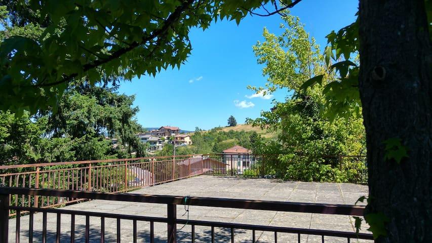 Pratico Piano Terra in Appennino - Castiglione dei Pepoli