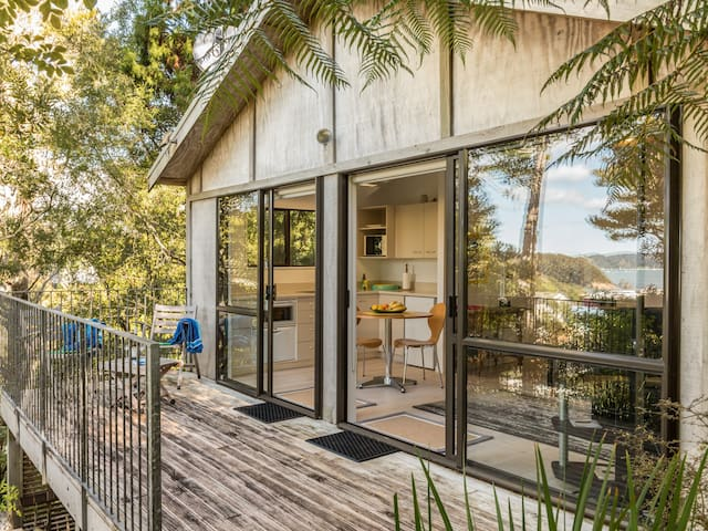 Tree House in central Paihia - Paihia - Appartement
