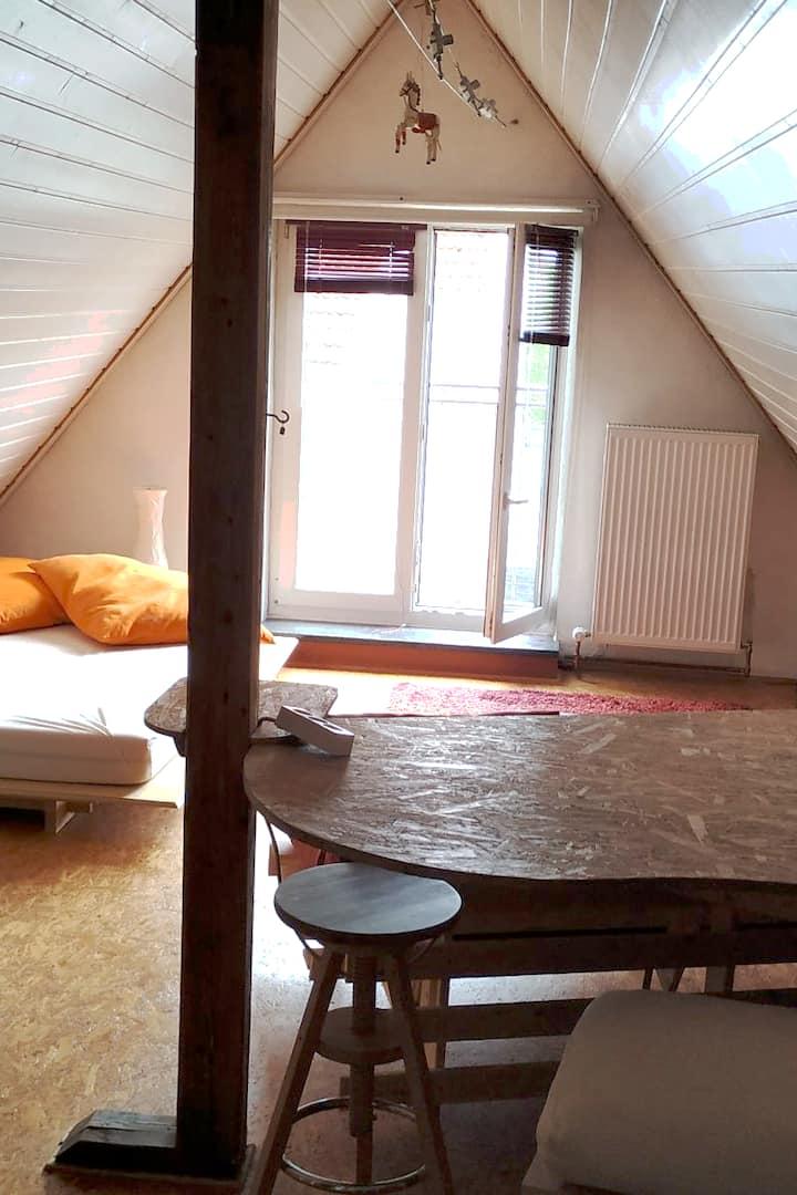 Maisonette mit Küche/Bad in  Korb bei Stuttgart
