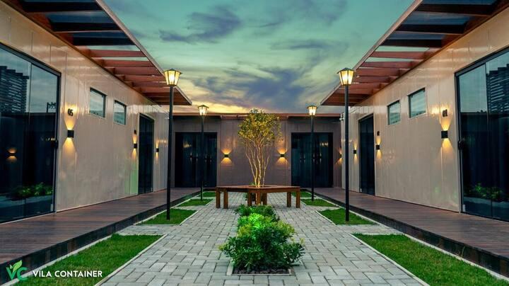 Vila Container, conforto e ótima localização!