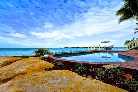 Water Front Masterpiece - Key West! - Key West