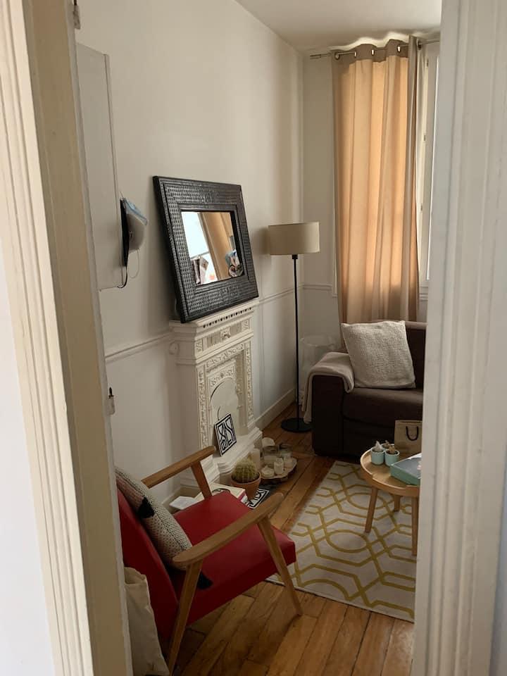 Charmant Appartement dans le 17ème