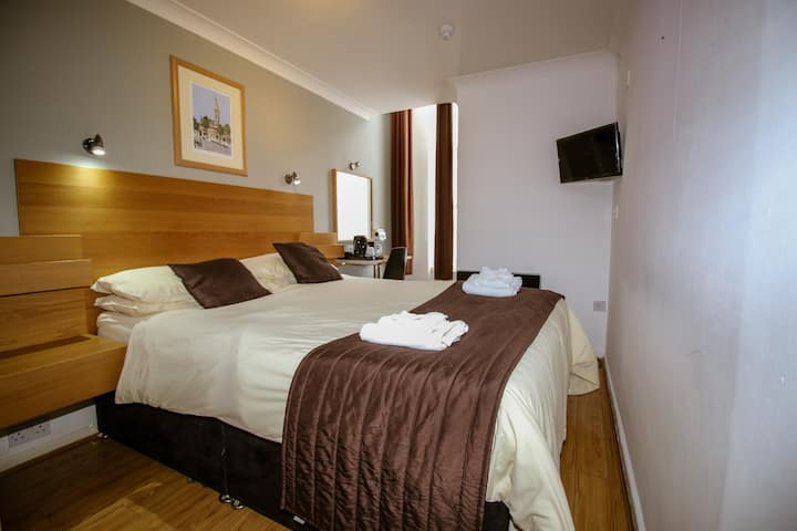 Double En-suite Rooms in Glasgow City Centre