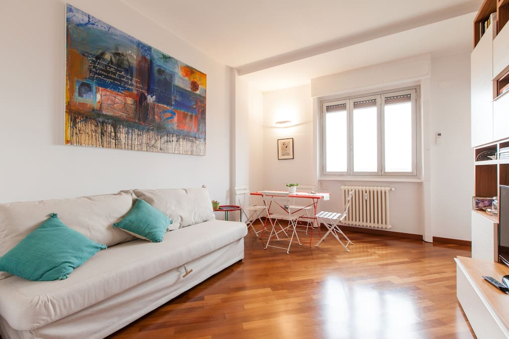 Fancy flat porta romana apartments for rent in milano - Bed and breakfast porta romana milano ...