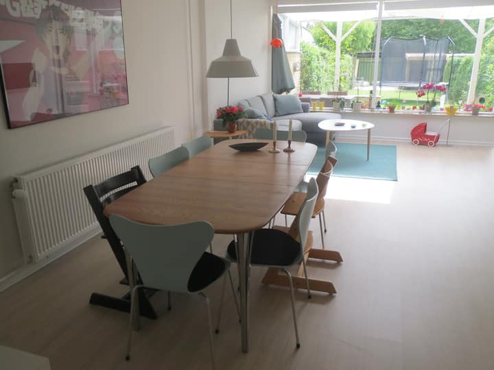 House for 5-6 persons close to Copenhagen City