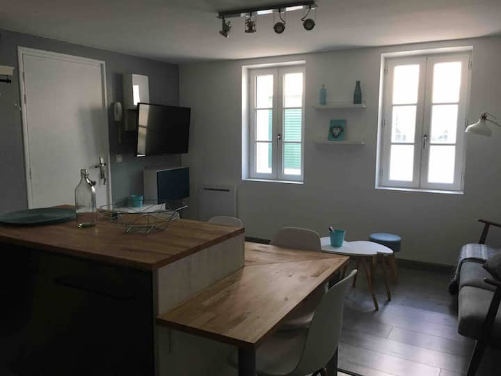 Charmant appartement au cœur de La Flotte