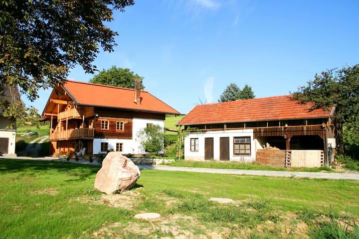 """5*Wohnung """"Wolke 1"""" im Golf- und Thermenparadies - Egglham - Appartement"""