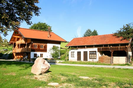 """5*Wohnung """"Wolke 1"""" im Golf- und Thermenparadies - Egglham - Apartamento"""