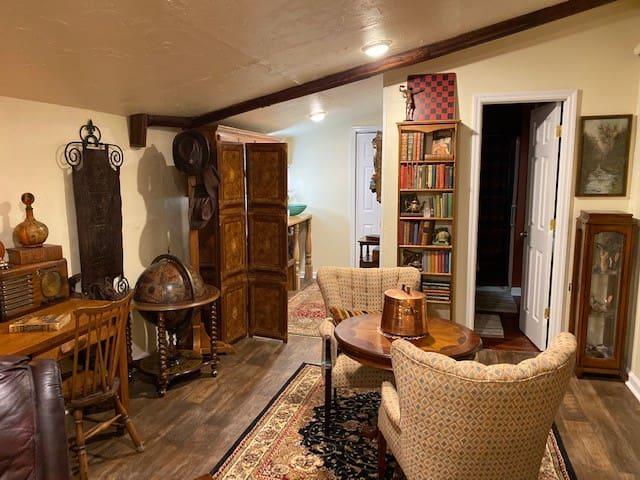Adventurer's Getaway in Historic Chickamauga