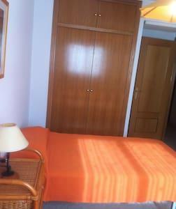 Double room with bathroom. - Murcia