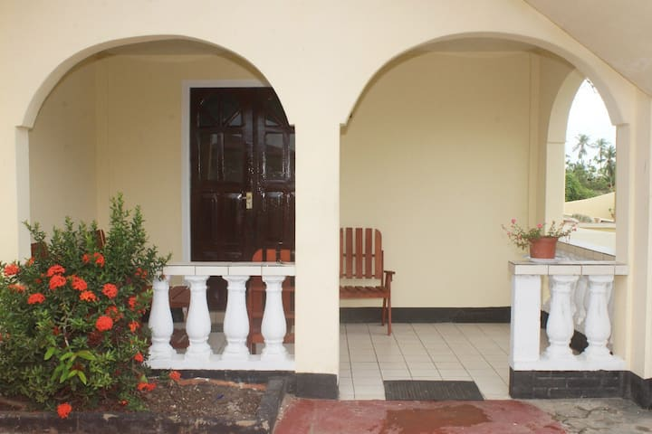 Appartement Mariëlle in Nickerie