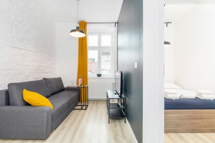 Homely Apartment ★ Poznan Garbary