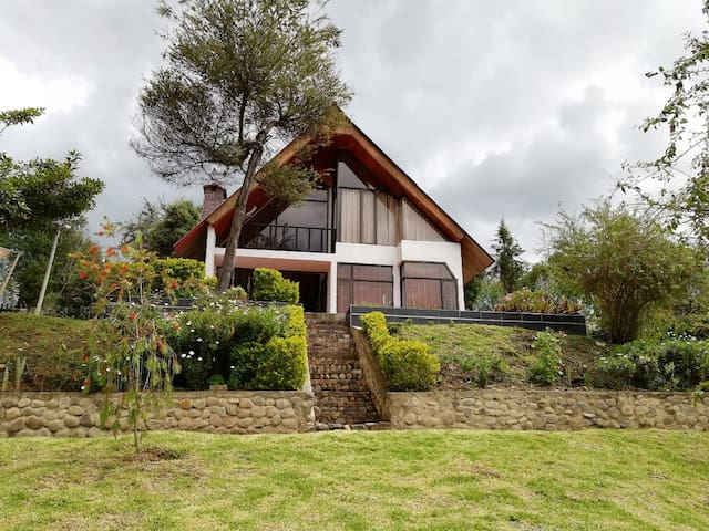 Casa Campestre Sogamoso-Firavitoba, Boyacá