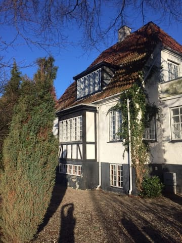 Beautiful villa close to Copenhagen - Gentofte - Rumah
