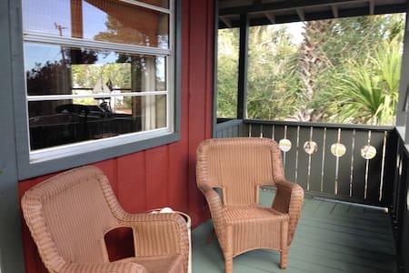Anchor Point Cottage - Cedar Key