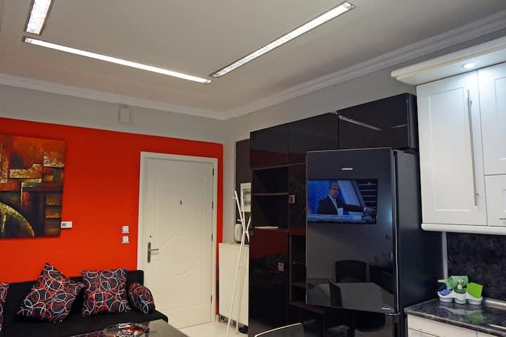 """""""Anna Maria"""" modern apartment in Edessa"""