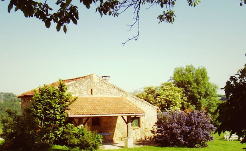 La Maisonnette - Clermont-Dessous - 一軒家