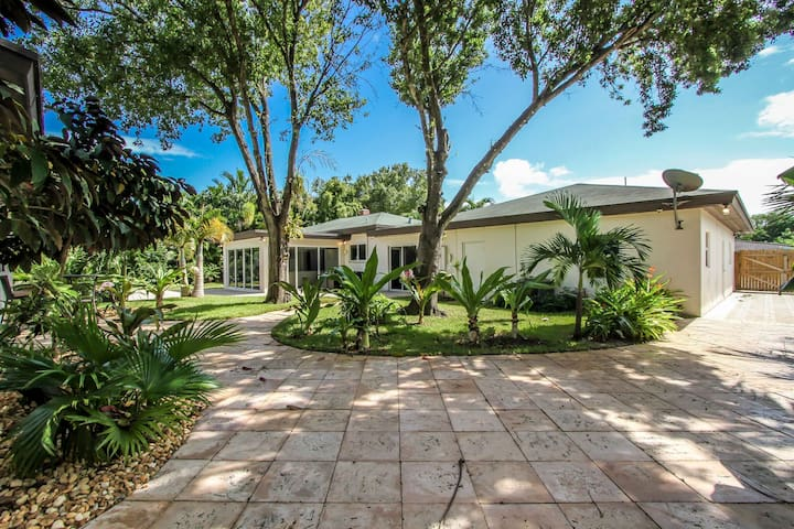House in Fort-Lauderdale - Oakland Park - Bed & Breakfast