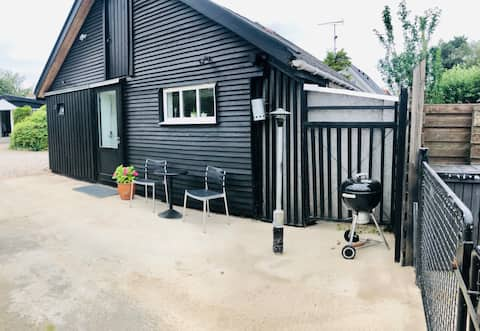 Charmerende og hyggeligt Anneks i Hornbæk