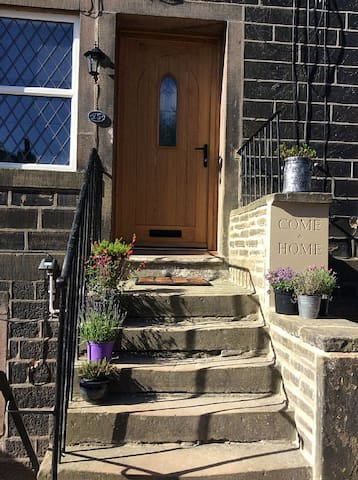 Come Home Cottage - Perfect for couples - Haworth - Hus
