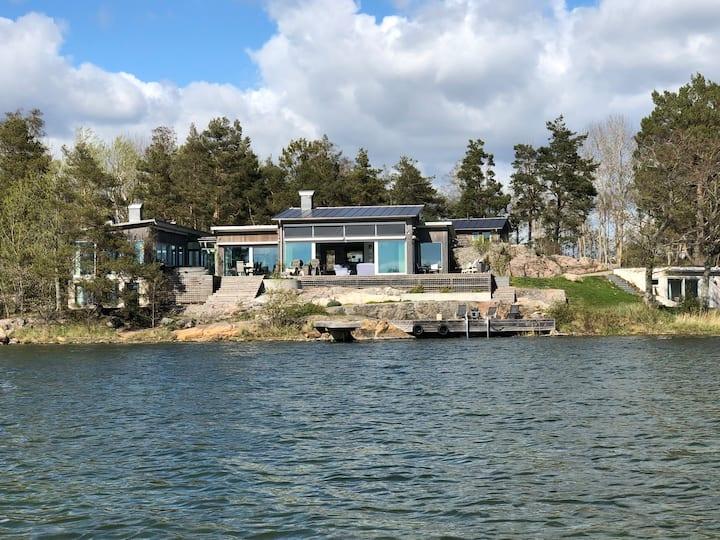 Nordic Archipelago House