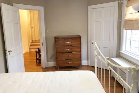 Cozy Corner Room