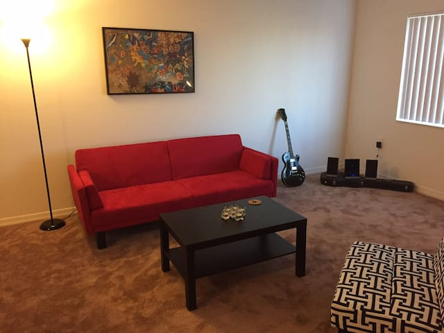 Comfortable apartment in Tampa Bay Area