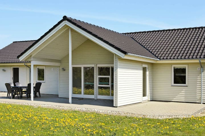 Spacious Holiday Home with Sauna in Ansager Denmark