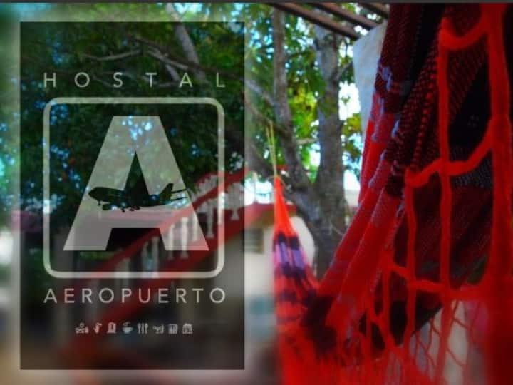 Hostalaeropuerto1: Welcome and farewell in Cuba