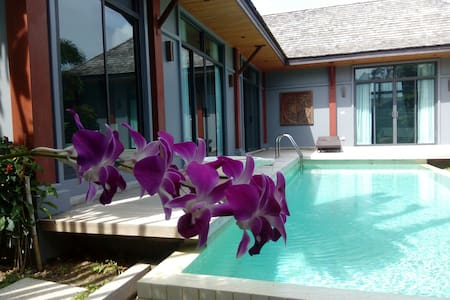 2-bedroom Private Pool Villa - Rawai