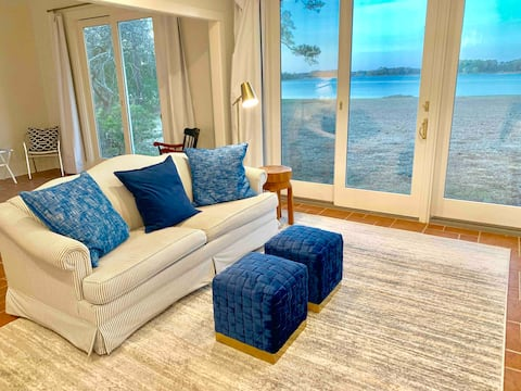 Waterfront Boutique Cottage getaway Eastern Shore