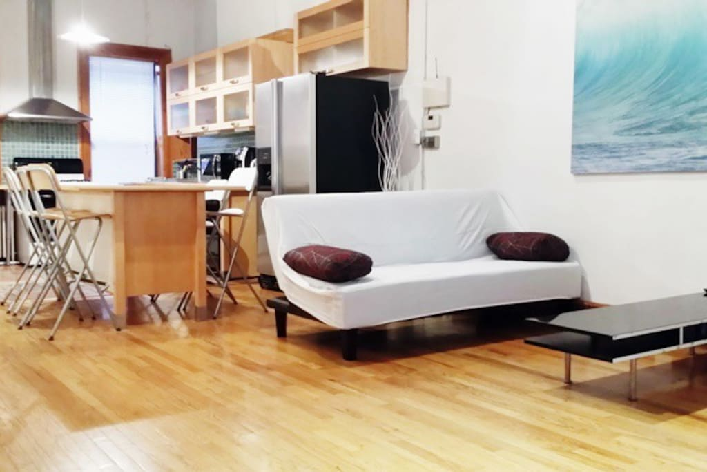 2 1 Bedroom Large Duplex Penthouse In Williamsburg Apartments For Rent In Brooklyn New York