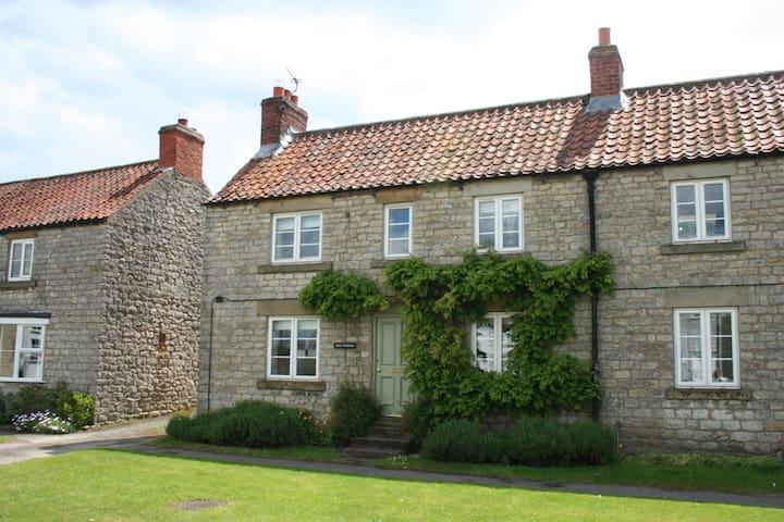 Pretty Stone Cottage Harome