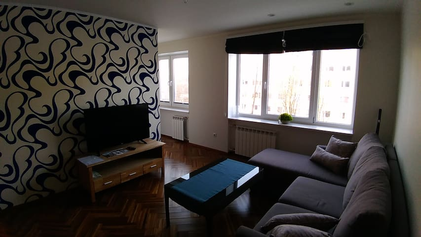 Modern cosy, quiet apartment, 15 min from Old Town