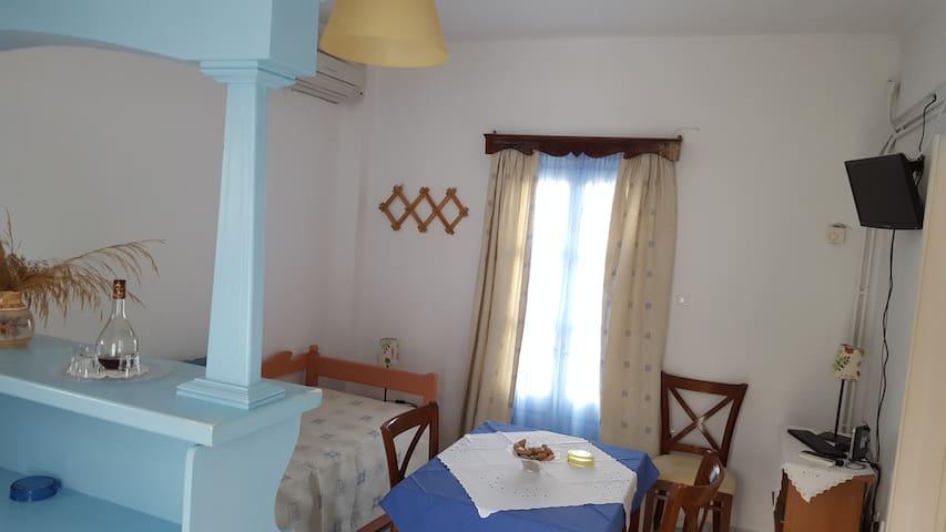 Amorgos One Bedroom Apartment
