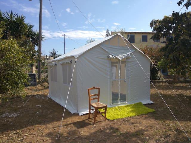 Iason Luxury Tent Prines (Rethymno, Crete) - Prines - Tent
