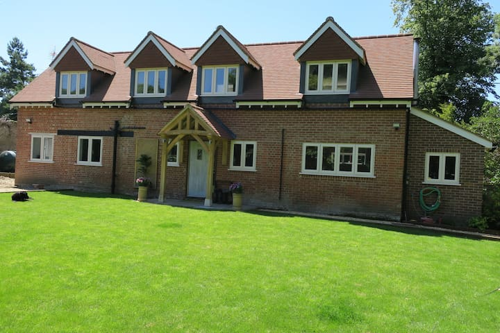 New Forest B&B  Double Room + Single Room if req'd