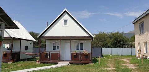 Cottage in Tianeti / White Cottage 1